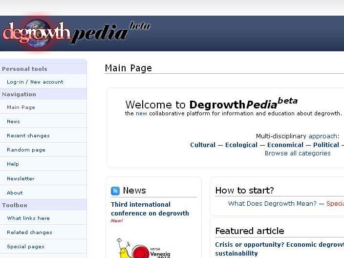 degrowthpedia